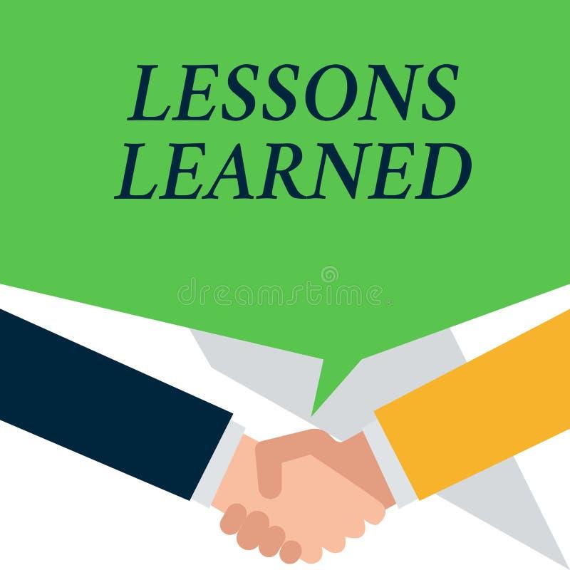 Konceptualny r?ki writing pokazuje lekcje Uczy? si? Biznesowa fotografia pokazuje wiedzę zyskujących obok rozumieć lub ilustracji