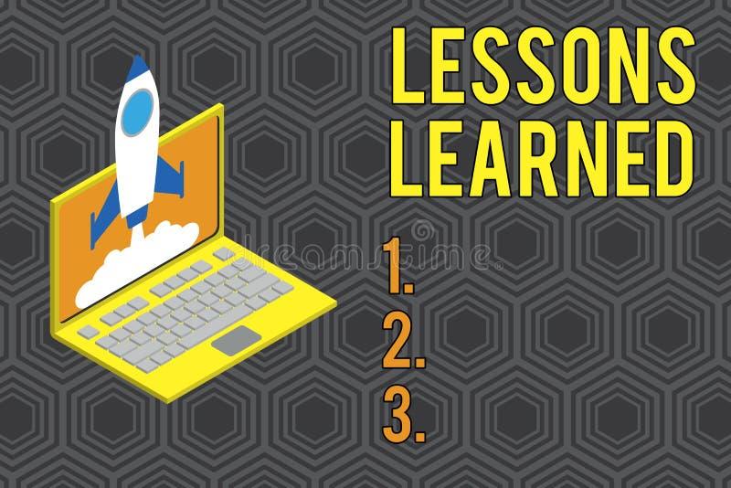Konceptualny r?ki writing pokazuje lekcje Uczy? si? Biznesowy fotografia tekst zrozumienie lub wiedza zyskiwał doświadczeniem ilustracji