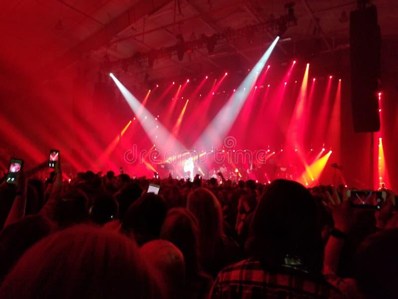 koncert obraz royalty free