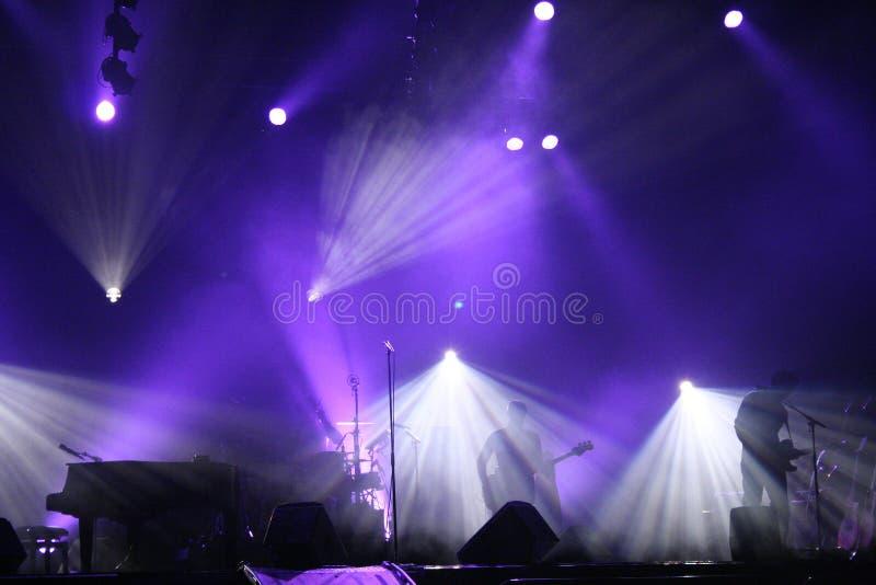 koncert. zdjęcie stock