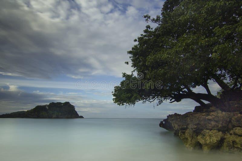 Kondang Merak Beach - Malang, Indonesia stock photography