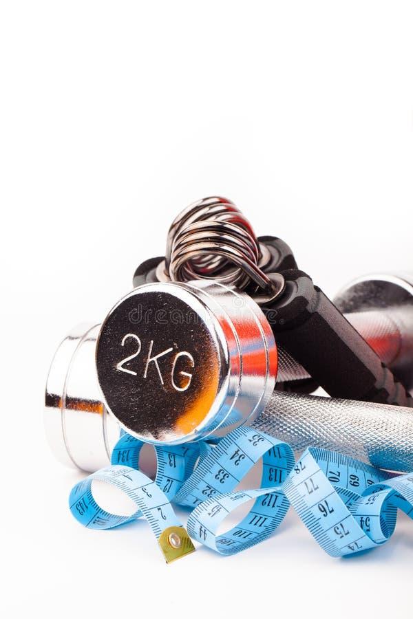 Konditionutrustning fotografering för bildbyråer