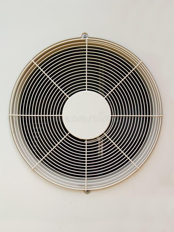 konditionering ventilator för luft arkivbild