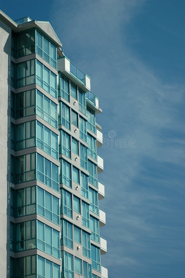 kondominium fotografia royalty free