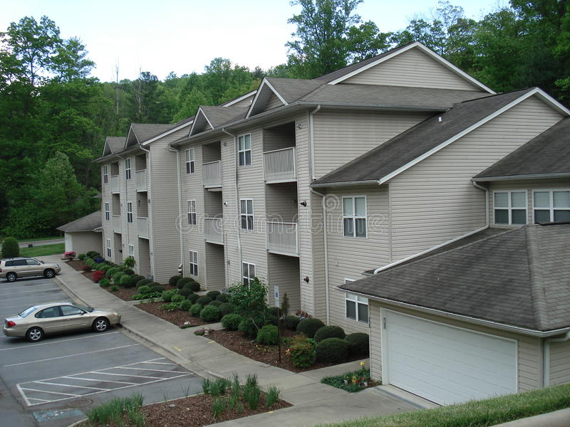 kondominium stockbild