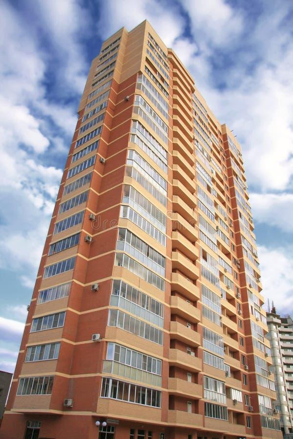 kondominium highrise obraz royalty free