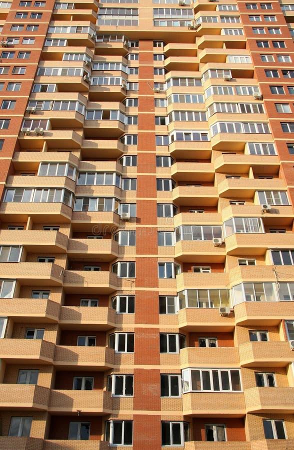 kondominium highrise fotografia royalty free