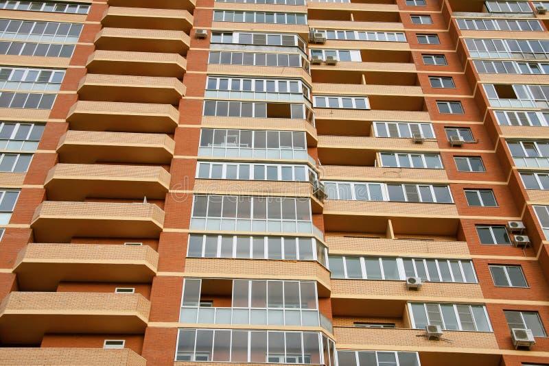 kondominium highrise obraz stock