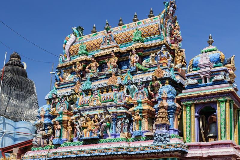 Koneswaram-Tempel Trincomalee - Sri Lanka lizenzfreie stockbilder