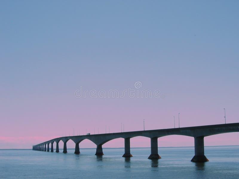 konfederacja bridge obrazy royalty free