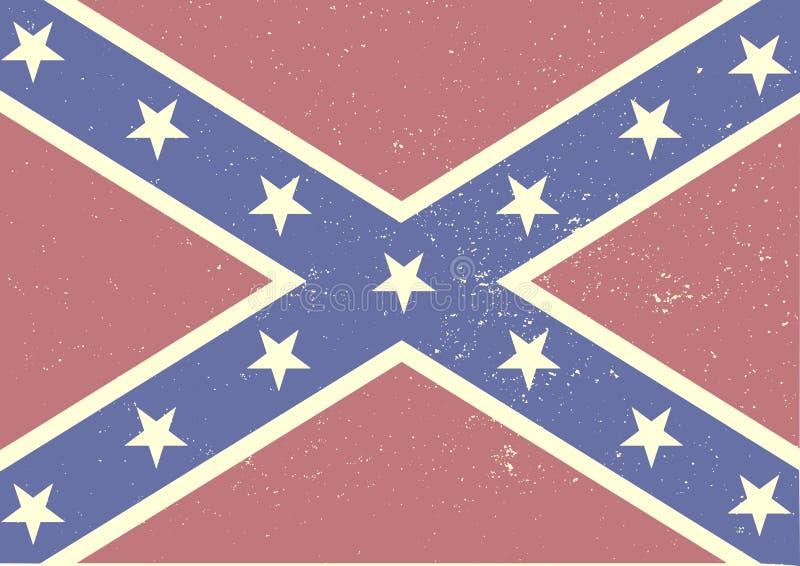 Konfederacja zaznacza royalty ilustracja