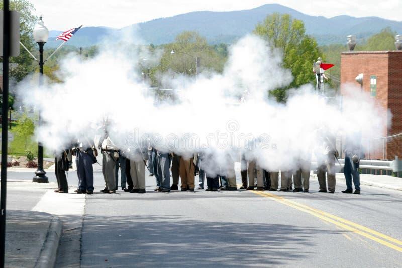 konfederatów target2332_1_ zdjęcia royalty free