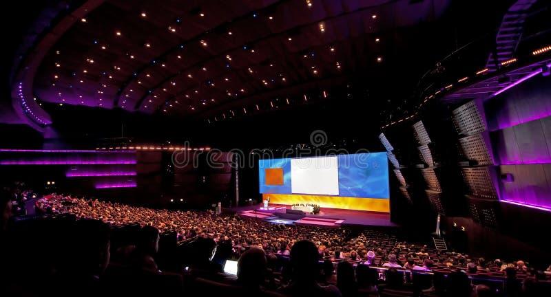 Konferencja obraz royalty free