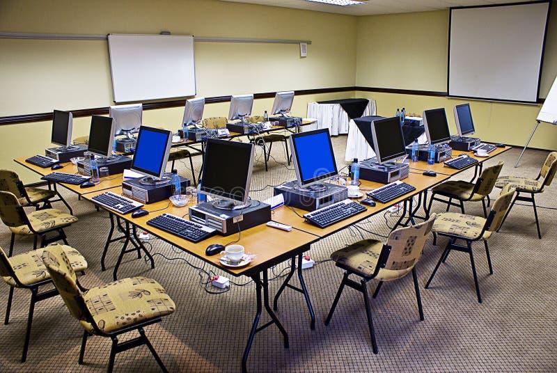 konferencja kształcenia elektronicznego obrazy stock