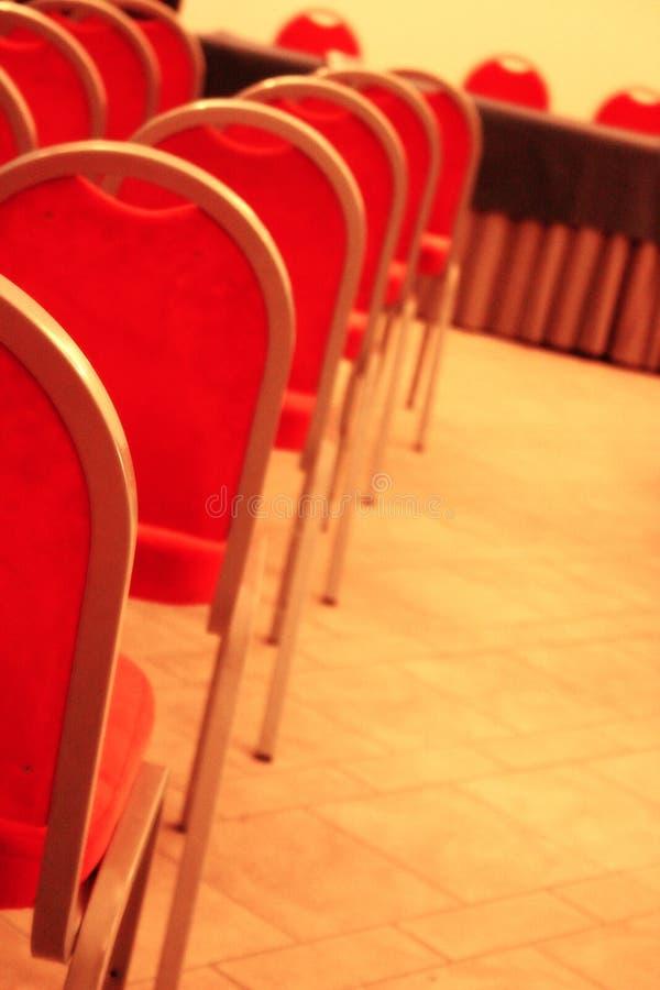 konferencja wewnętrzny spokój obraz stock