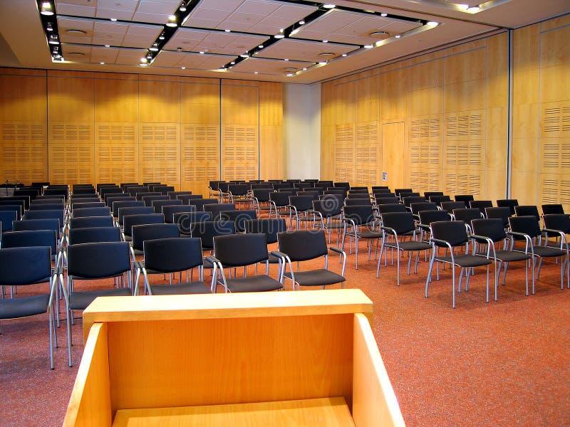 konferens 2 arkivbild