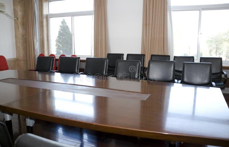 konferenslokal royaltyfria foton