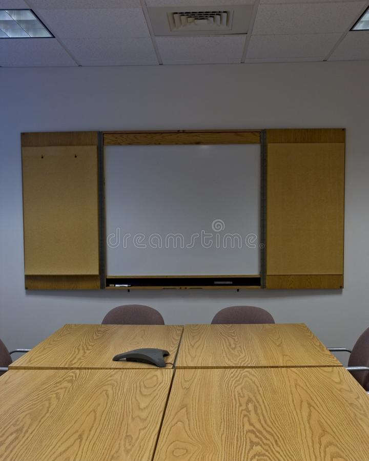 Konferensrum Arkivbild