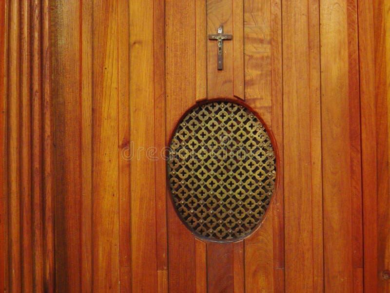 Download Konfessionsfenster stockfoto. Bild von bronze, konfessionell - 31938