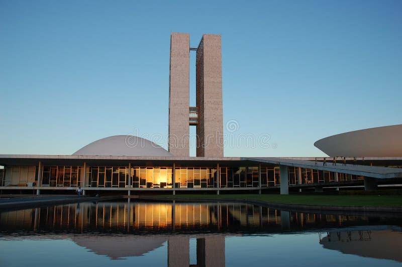 Kongreßgebäude stockfotos