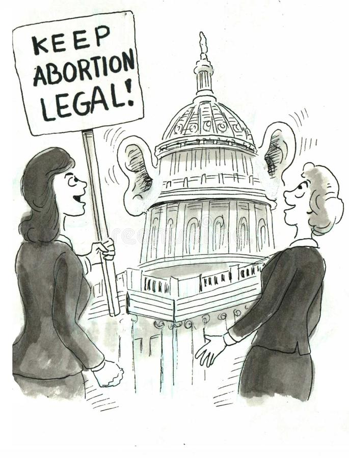 Kongres ilustracja wektor