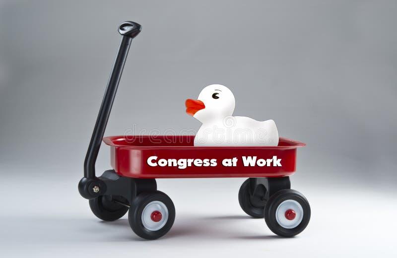 Kongress på arbete royaltyfri fotografi