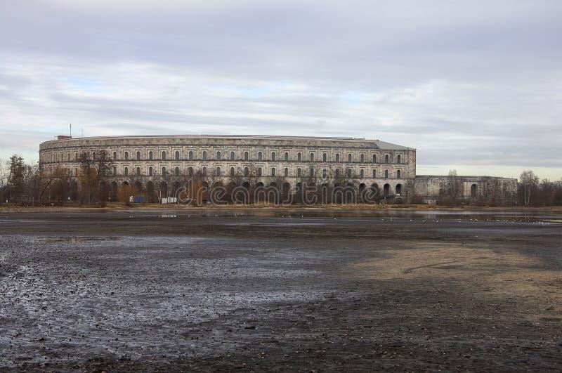 kongresshalle Norymbergii zdjęcie royalty free