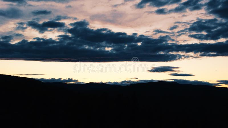 Kongsberg, Noruega imagens de stock royalty free