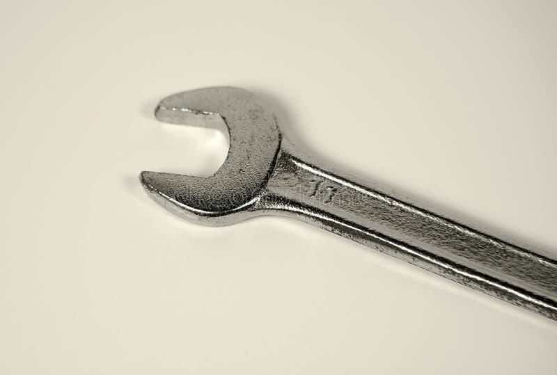 koniec otwarty klucz obraz stock