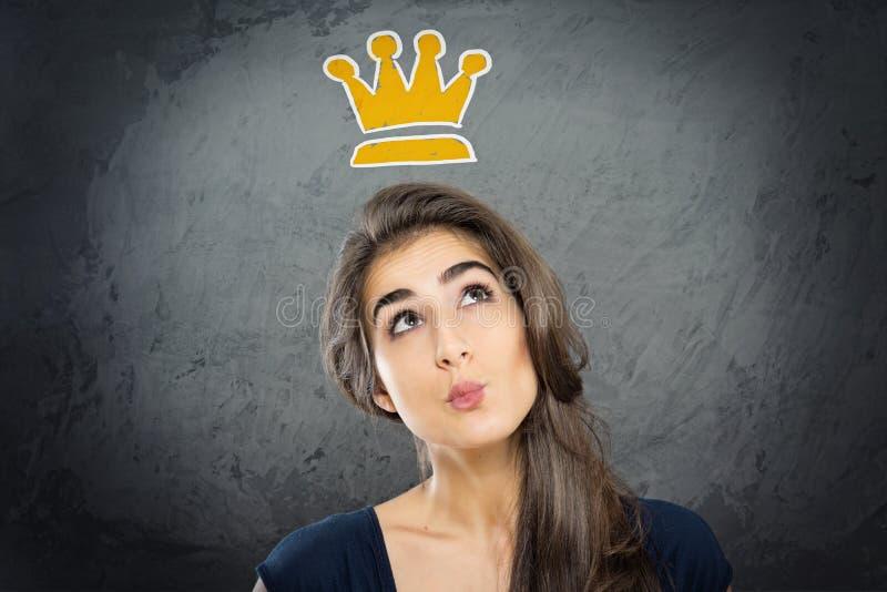 koningin stock foto's