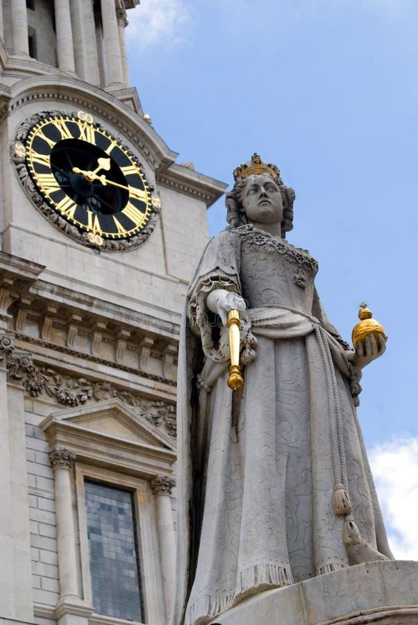 Koningin Victoria stock afbeelding