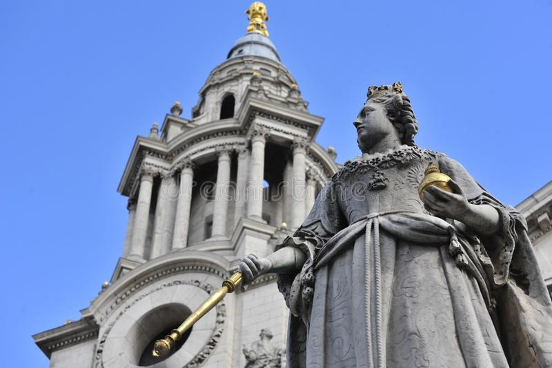 Koningin Victoria Monument royalty-vrije stock afbeeldingen