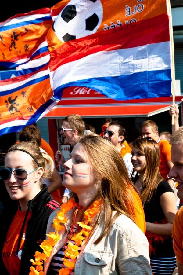 koninginnedag του 2011 στοκ φωτογραφία με δικαίωμα ελεύθερης χρήσης