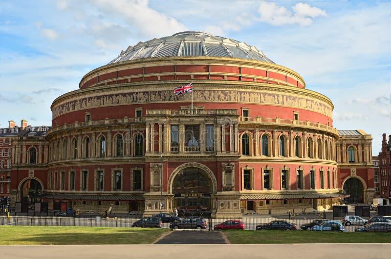 Koninklijk Albert Hall, Londen, Engeland, het UK stock afbeeldingen