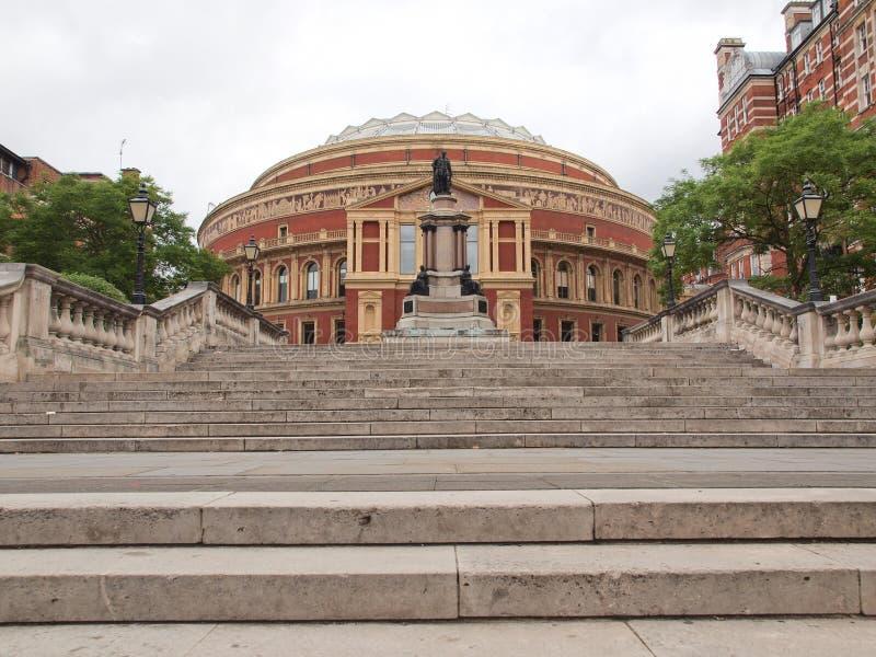 Koninklijk Albert Hall London royalty-vrije stock foto's