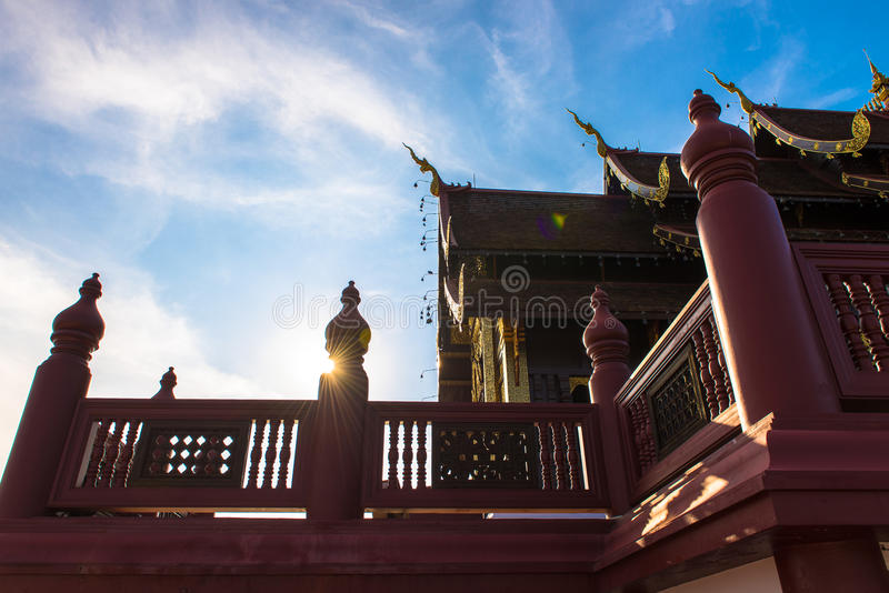 Koninklijk park Rajapruek stock foto