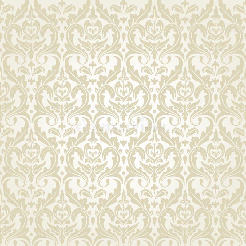 Koninklijk patroonlicht royalty-vrije illustratie