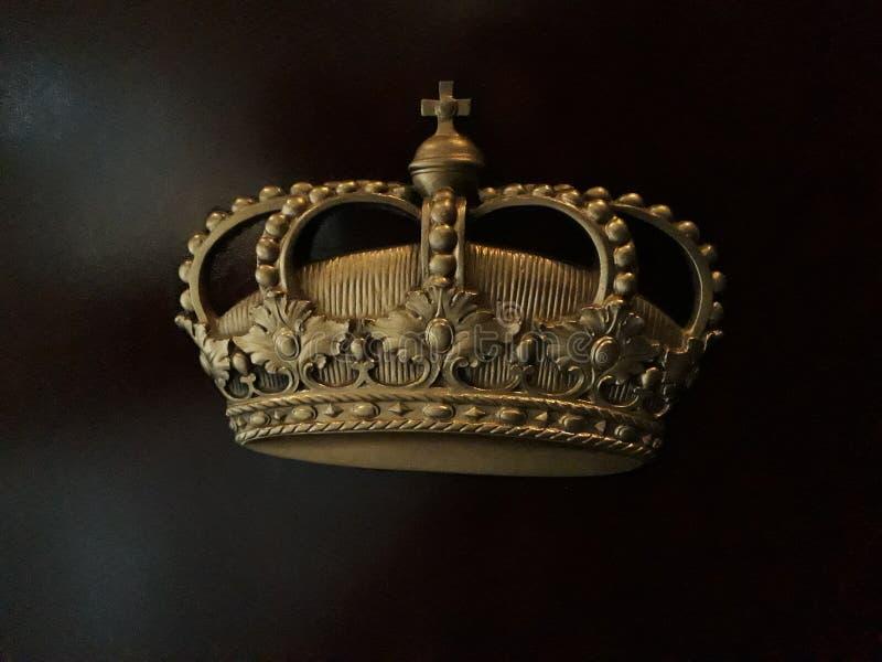 Koninklijke kroon royalty-vrije stock fotografie