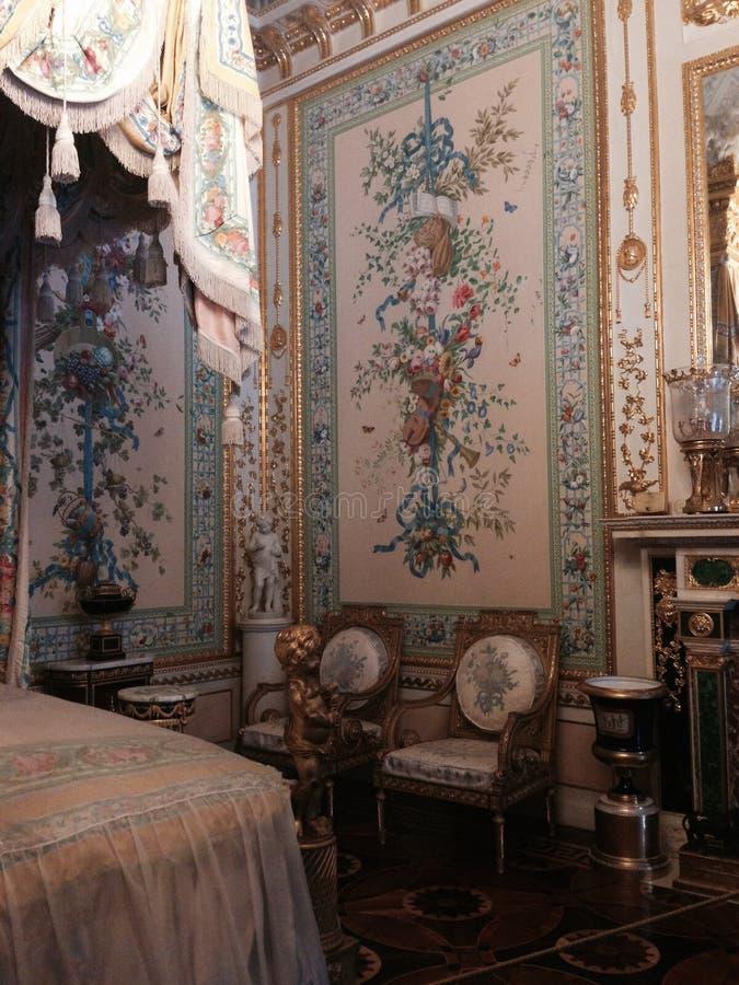 Koninklijke ruimte royalty-vrije stock fotografie