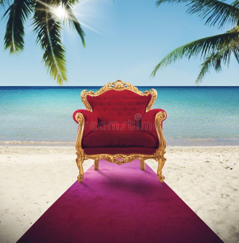 Koninklijke vakantie royalty-vrije stock foto