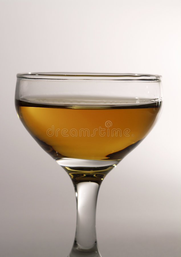 Konjak Calvados Arkivbild