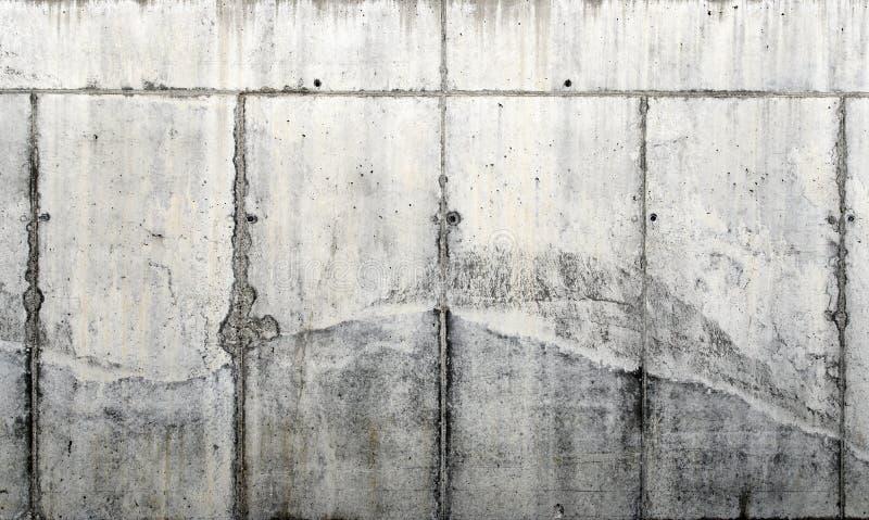 Konkret rå vägg
