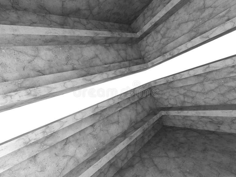 Download Konkret Töm Ruminre Modern Arkitekturbakgrund Stock Illustrationer - Illustration av enkelt, ungefärligt: 78730848
