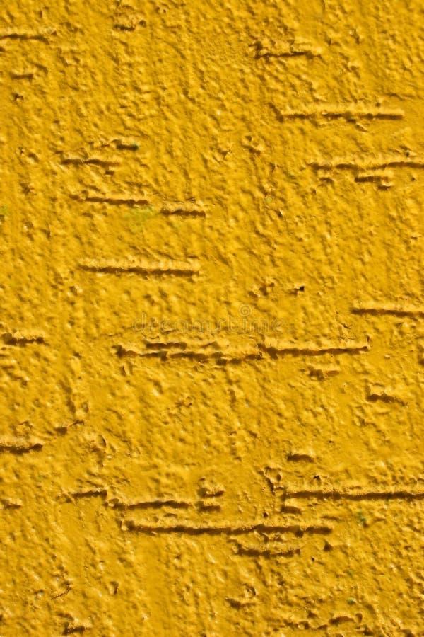 konkret yellow fotografering för bildbyråer