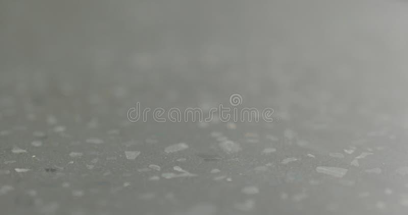 Konkret yttersida för grå rå terrazzo royaltyfria bilder