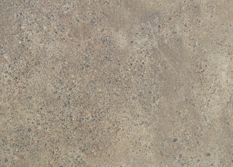 Konkreta gamla torkar golvet fotografering för bildbyråer
