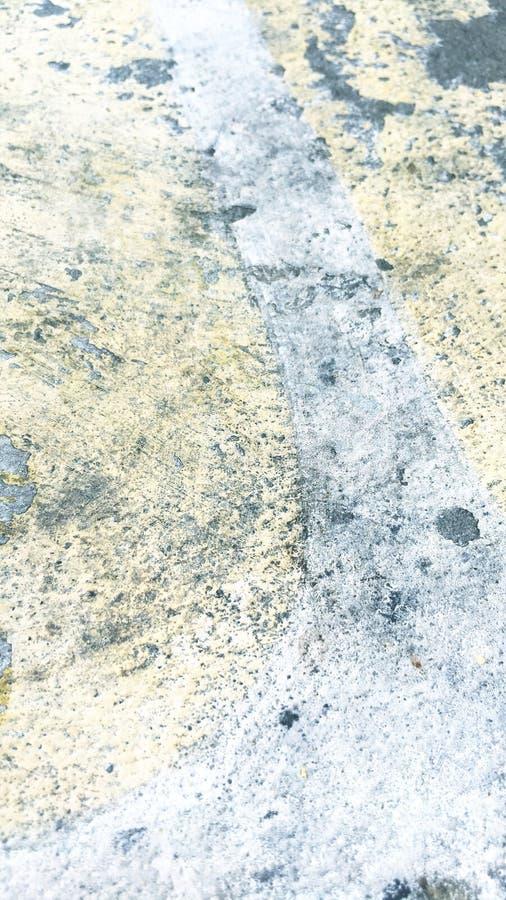 konkrete Boden- und Musterfarbe stockfoto