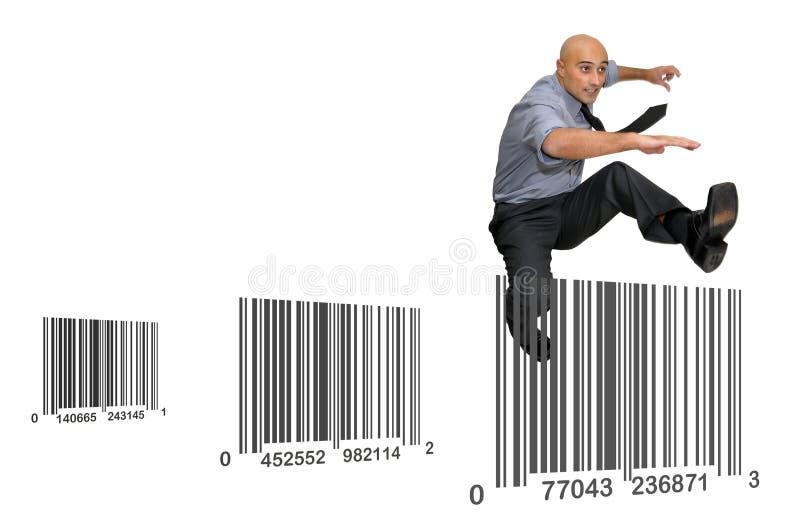 konkurrensförsäljningar arkivbild