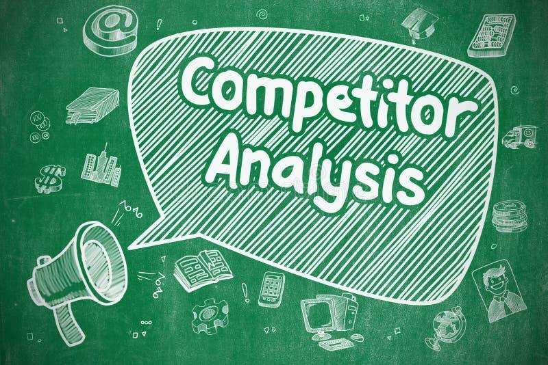 Download Konkurrentanalys - Affärsidé Stock Illustrationer - Illustration av prissättning, utveckling: 78728966