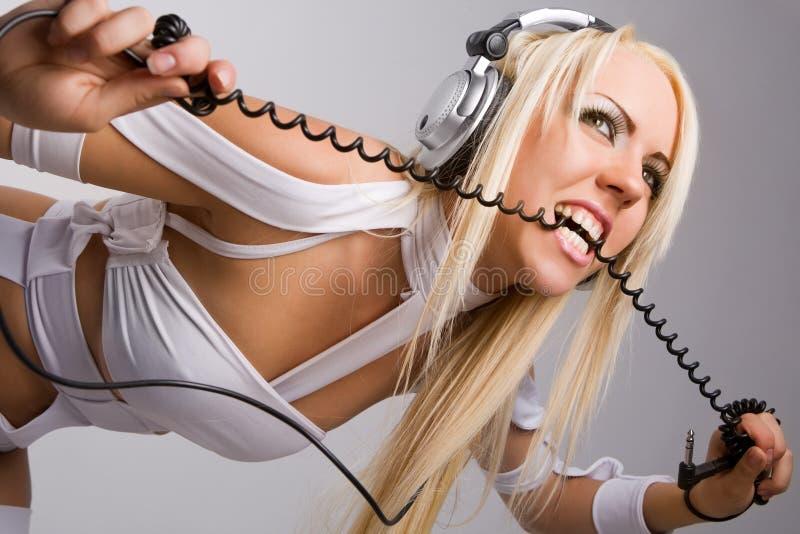 Konkurrenzfähige Musikart lizenzfreie stockbilder